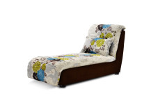 Bella Large Modular Fabric Chaise, Autumn Colours