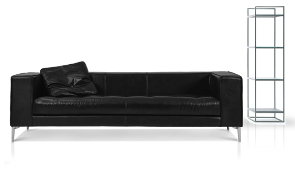 LUXURIOUSLY LARGE SOFAS